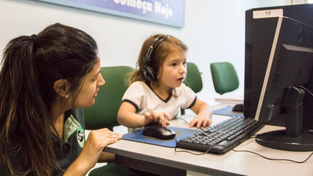 O computador na educação infantil