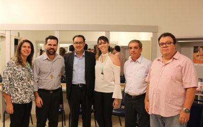 Palestra com Dr. Augusto Cury – Lançamento Programa Escola da Inteligência