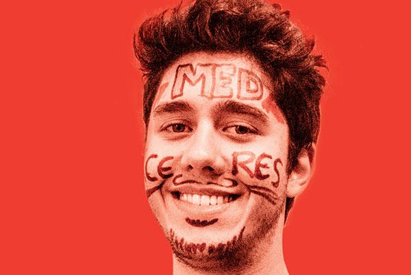 Mateus Morvillo aluno SuperMED COC aprovado em MEDICINA na FACERES