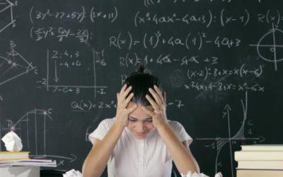 Como lidar com a dificuldade em matemática?